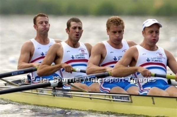 Dave Lyons Three In GBU23 4 Above Bath Uni 2003 2007 Learned To Row At 2004 5th Place Under 23 World Rowing Championships 2006 Silver