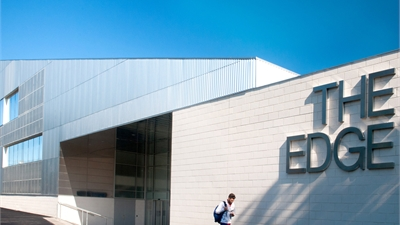 The Edge is your on-campus hub for the arts. With performance venues, rehearsal spaces and a café, see how you can get the most out of The Edge.