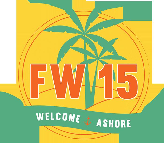 Freshers Week 2015 - Welcome Aboard