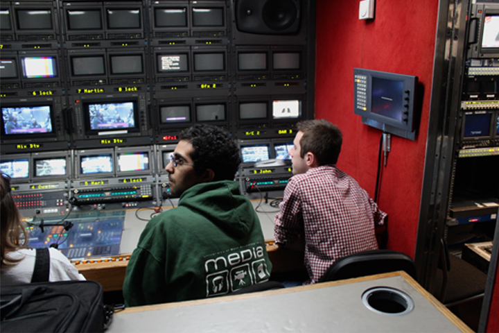 Student TV Station