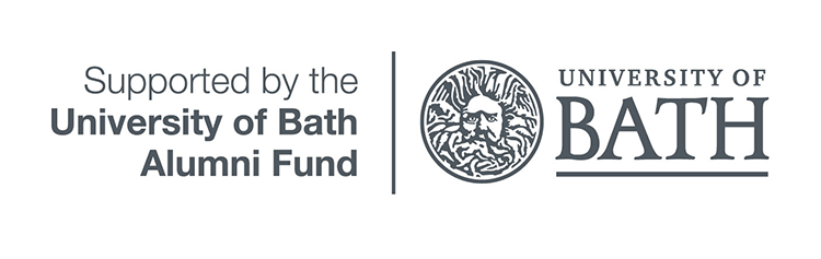 Supported by the Bath University Alumni Fund
