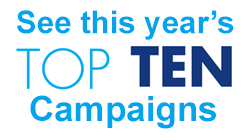 See this year's Top Ten campaigns
