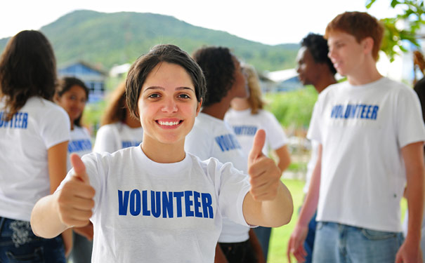 Image result for volunteering overseas